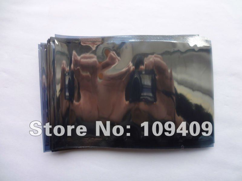 Wholesale antistatic bags 10cm*15cm,protect your goods from static,anti-static bag, good material, various kinds customizable