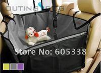 Товары для собак Waterproof Hammock Pet Dog Car Seat Cover