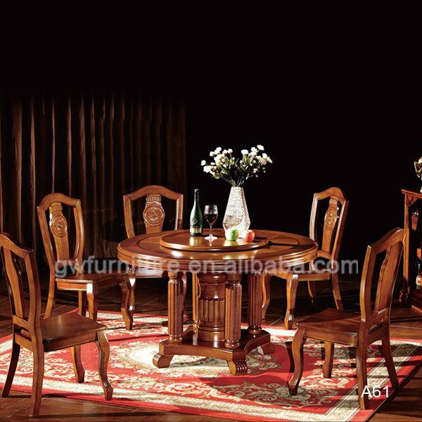 ek meja makan dan kursi