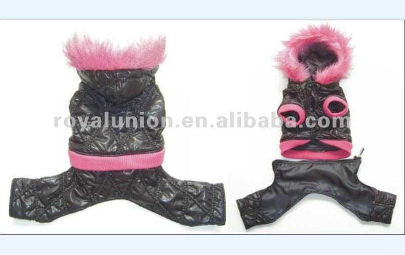 2012 new arrival hot selling pet winter clothes