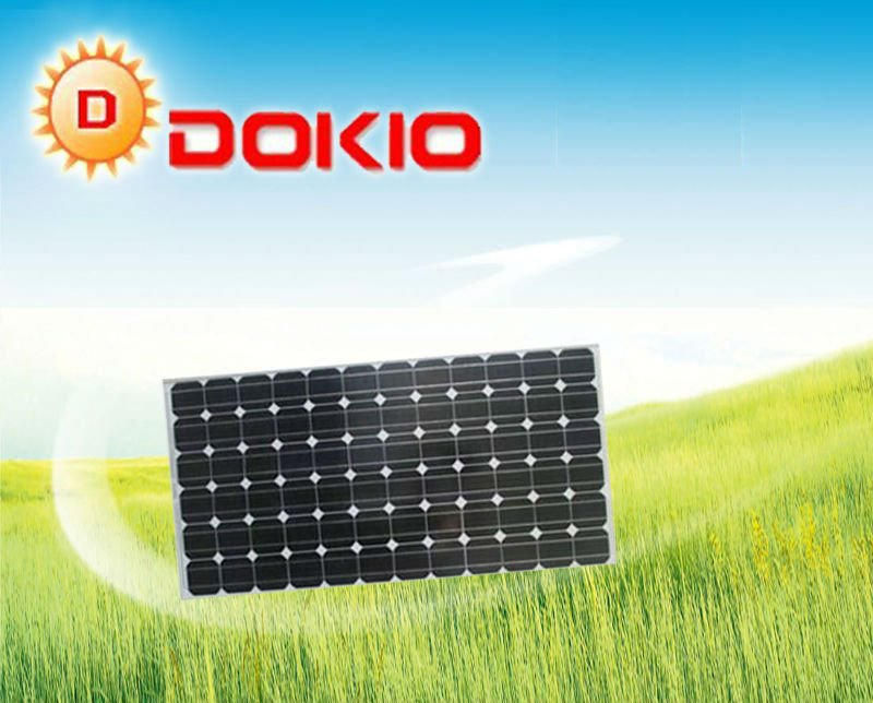 High Efficiency Solar Panel With 175W