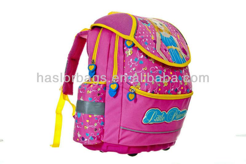 2014 New Style fantaisie différents modèles sac à dos sacs d'école pour filles