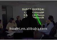 Vert pointeur Laser