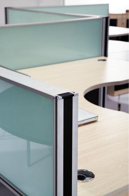 office interior design curved work desk dividers 2 person workstation