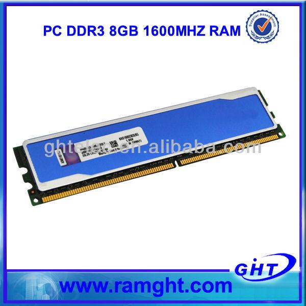 Компьютерная техника 1600 мГц оперативной памяти ddr3 8 ГБ рабочего