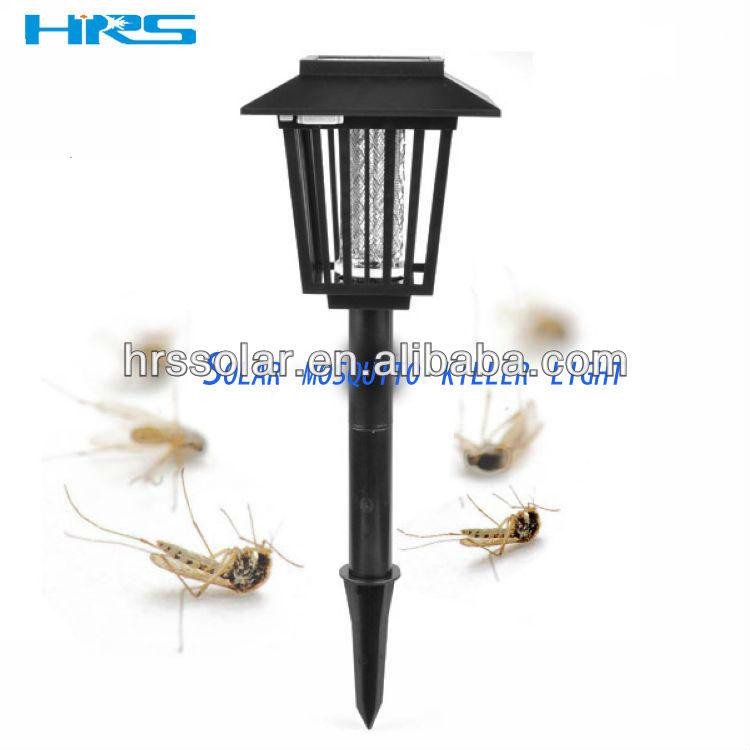Solar Mosquito Killer Light/solar kill Mosquito lamps. Polysilicon solar panels