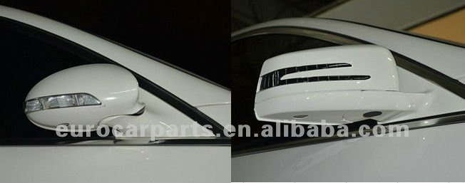 hot sale w221 side mirrors, rear view mirrors facelifted mirrors for BZ S-CLASS W221 06~12
