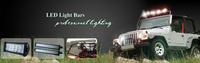 Система освещения 48W 16LED Spot Light Work Lamp Jeep Car OffRoad Boat Truck 4X4 12V Square