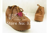 2012 autumn fashion new punk tassel han Europe and the United States women's shoes free delivery