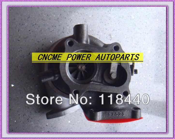 CT26 17201-17040 Turbo Turbine Turbocharger For Toyota LandCruiser 1HD-FTE 1HD FT-HDJ80 1998-03 4.2L 204HP (1)