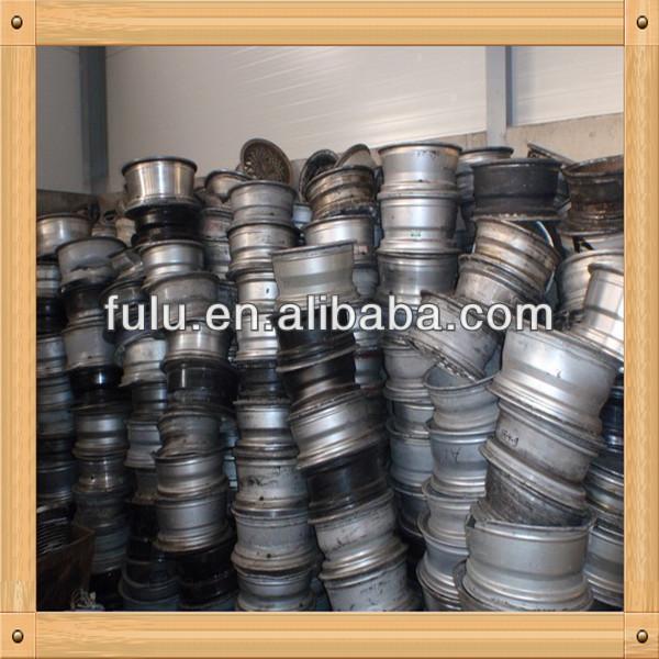 aluminum wheel scrap price