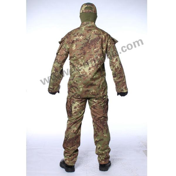 custom Italian Camo Combat Uniform