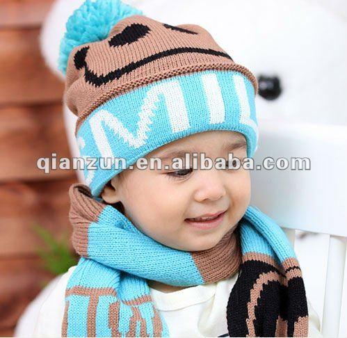 Красивое вязание для новорожденных девочек
