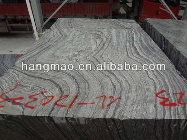 Piastrelle di marmo nero, grano di legno mattonelle di marmo nero ...