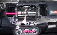Автомобильный DVD плеер Mitsubishi lancer outlander dvd gps with touch screen car radio bluetooth 8G map card+Reverse camera gift