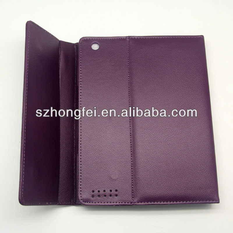 leather case for ipad 5 for ipad 4 case stylus holder for ipad 2 case