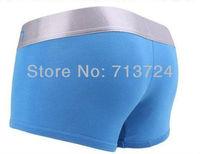 10шт моды сексуальная модальных и хлопка Мужские белье боксеры белье Боксеры мужские, высокое качество
