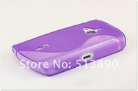 Чехол для для мобильных телефонов Live with Walkman case, Ship 30pcs For Sony Ericsson WT19i TPU s-line back cover case