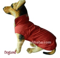 Одежда для собак MOQ: 1pc, 6 sizes and 3 colours available! Reflecting winter Dog Clothes, winter dog jacket, winter dog coat