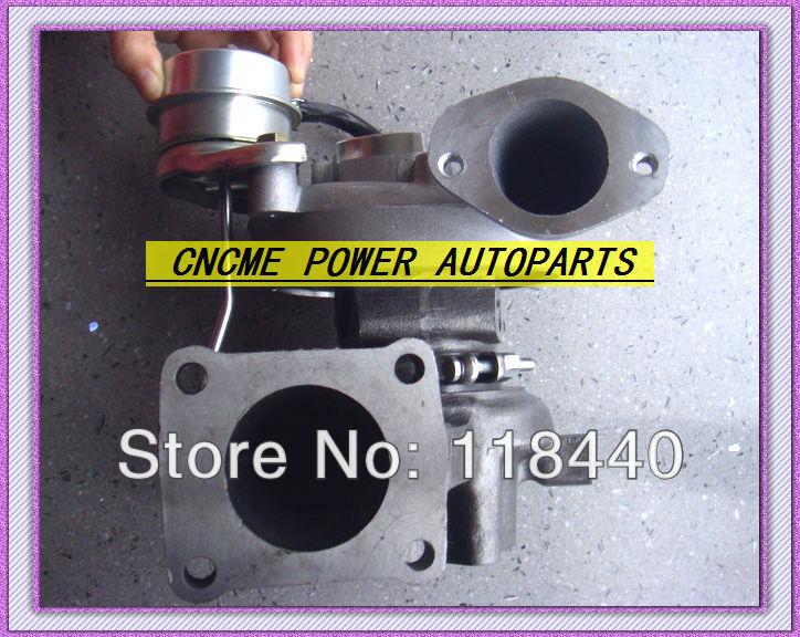 CT26 17201-17040 Turbo Turbine Turbocharger For Toyota LandCruiser 1HD-FTE 1HD FT-HDJ80 1998-03 4.2L 204HP (3)