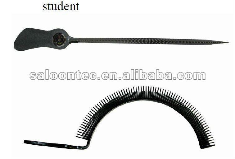 3D Curved Cutting Comb