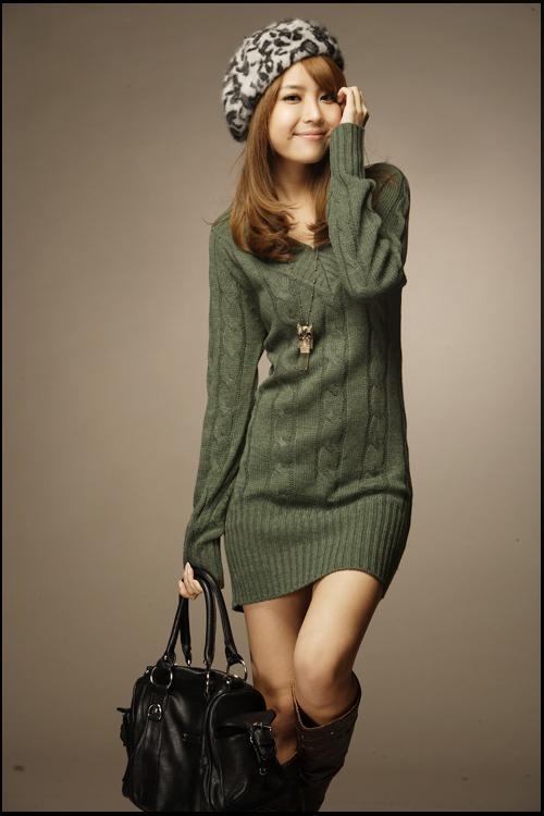 Вязаная Женская Одежда
