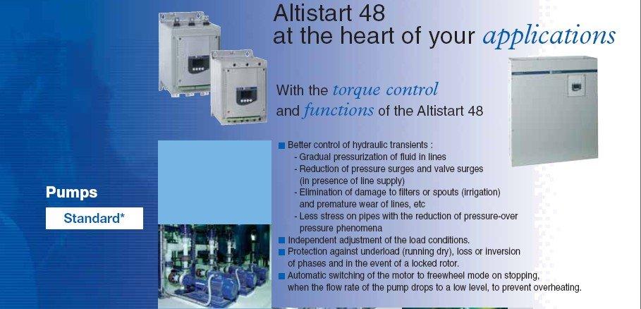 Début doux d'Altistart 48