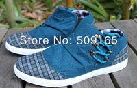 Мужские кроссовки British fashion warm cotton shoes daily leisure plate shoes