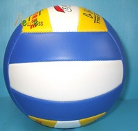 Товары для волейбола 1pcs/lot PU soft touch volleyball official size