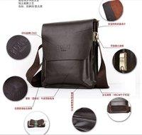 Сумка через плечо 2012 fashion men shoulder bag, men genuine leather bag, quality guarantee nx-52