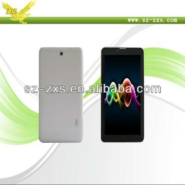 Zhixingsheng 7 inch 3G dual core tablet MTK6577