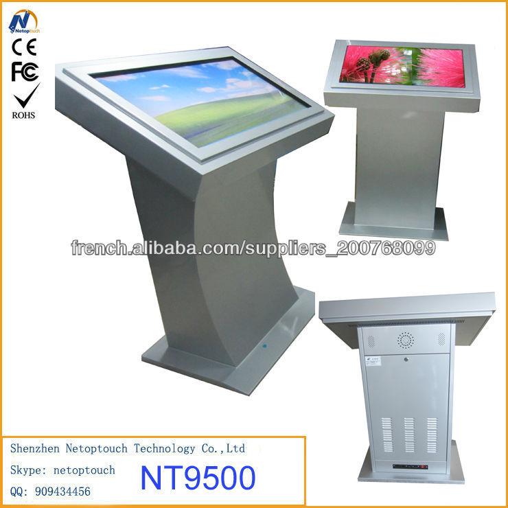 toucher fournisseur de kiosque d'écran