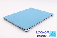 Чехол для планшета 6 Colors Luxury Embossed Smart Cover Case For The New iPad 3
