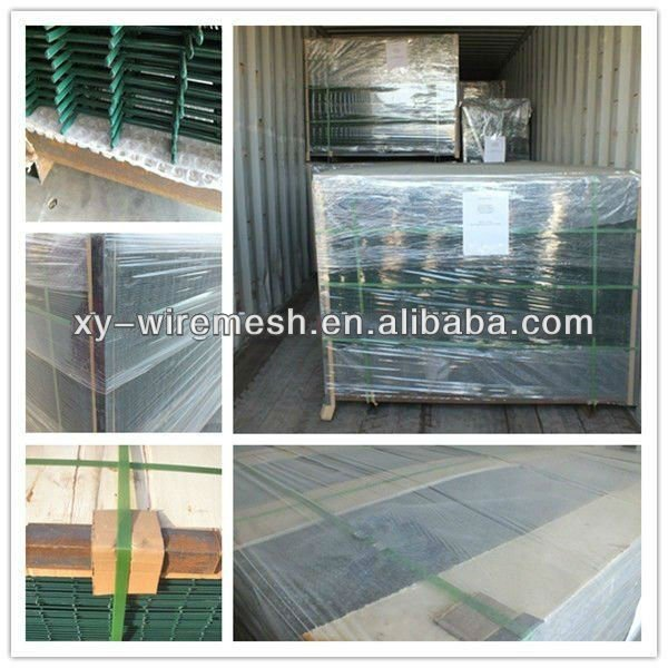 2014 new products high quality garden fence / airport fencing for sale
