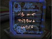 Доска для объявлений LED Writing Board Fluorescent message board advertising display boards5PCS/LOT