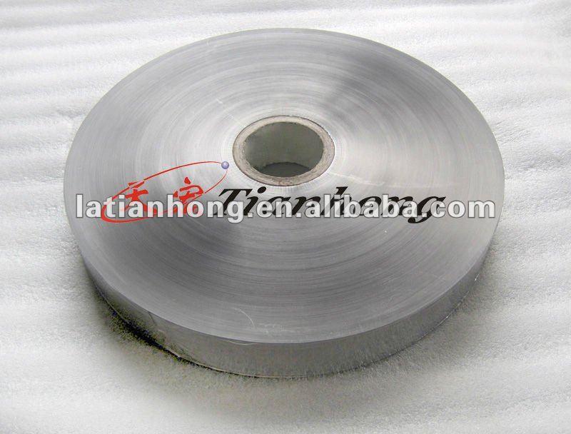 Aluminium polyester film