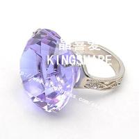 Кольцо для салфеток Crystal napkin ring Clear