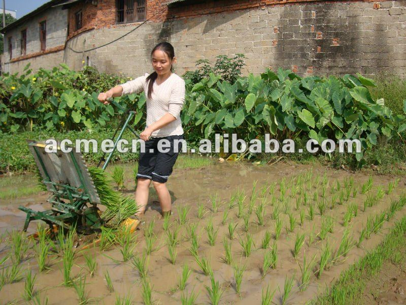 2014 HOT China ACME manual rice transplanter price