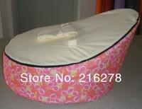 free shipping Hippy Daze Pink baby first chair, babies' beanbag sofa , multifunctional baby beanbag , original doomoo seat