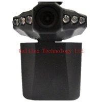 Автомобильный видеорегистратор Car Video Recorder H198 with Night Vision 6 IR LED 120 degree view angle Car DVR 270 degree rotated