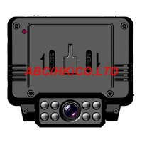 Car Recorder GPS with Google Map 1080P Night Vision 8 IR LED F312