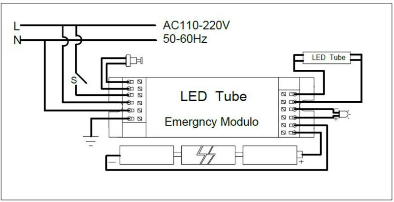 t9 emergency ballast wiring diagram wire get image about circuit diagram of led emergency light images photographs of description led emergency exit sign