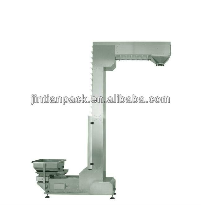 JT-350 Z shape automatic material elevator