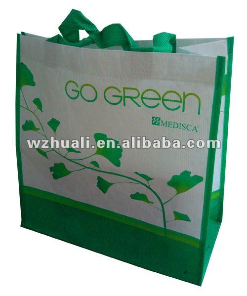 Fashion Non Woven Travel Bag