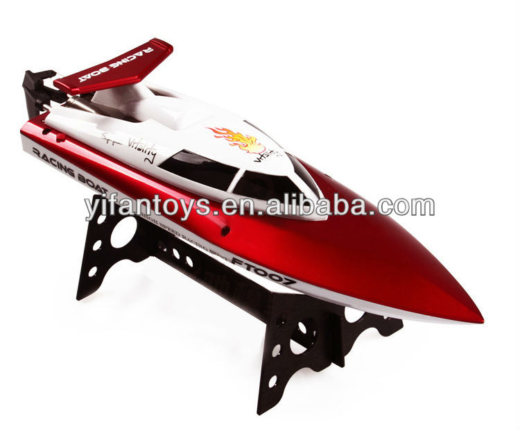 2013 ARRIVING!NEW EP RACING 2.4G 4CH RC BOAT FT007