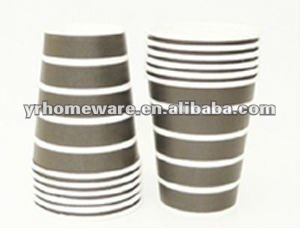 Disposable Hot Paper Coffee Cup