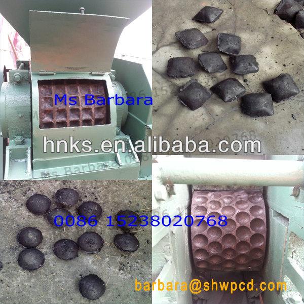 Roller type coal charcoal briquette making machine (4)_.jpg