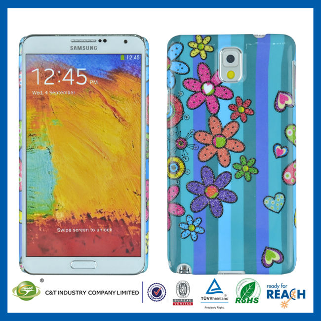 C&T NEW Tech Glitter holster case for samsung galaxy s4