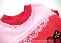 Одежда для собак Dog Clothes Shirt HELLO KITTY Fall -Spring XXS XS S M L