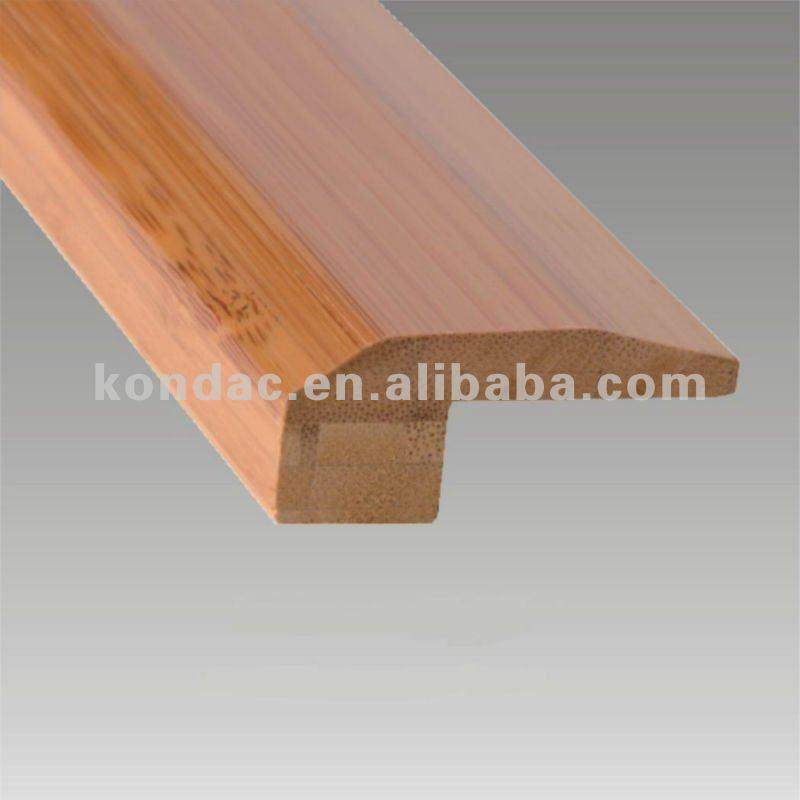 Bamboo Flooring Accessories! Ce Bambu Floor Transition Strips Floor Thresholds,Reducer,Skirting ...